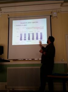 Tom Doherty-Bone explains invasive alien species